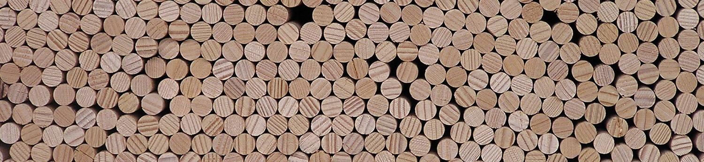 Pfeilschaefte-Holz