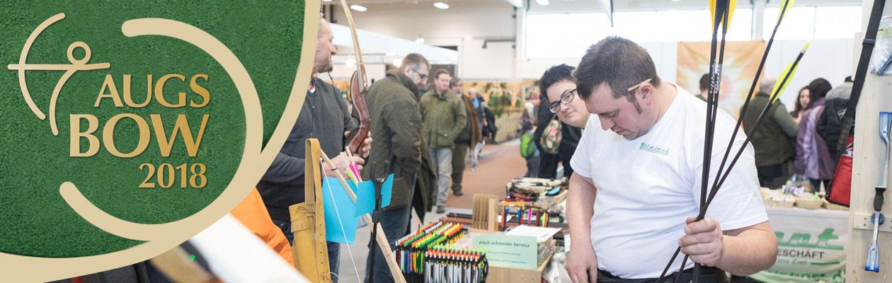 Bogensportmesse AUGSBOW 2018
